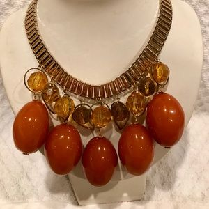 Jewelry - VERY COOL VINTAGE NECKLACE SET